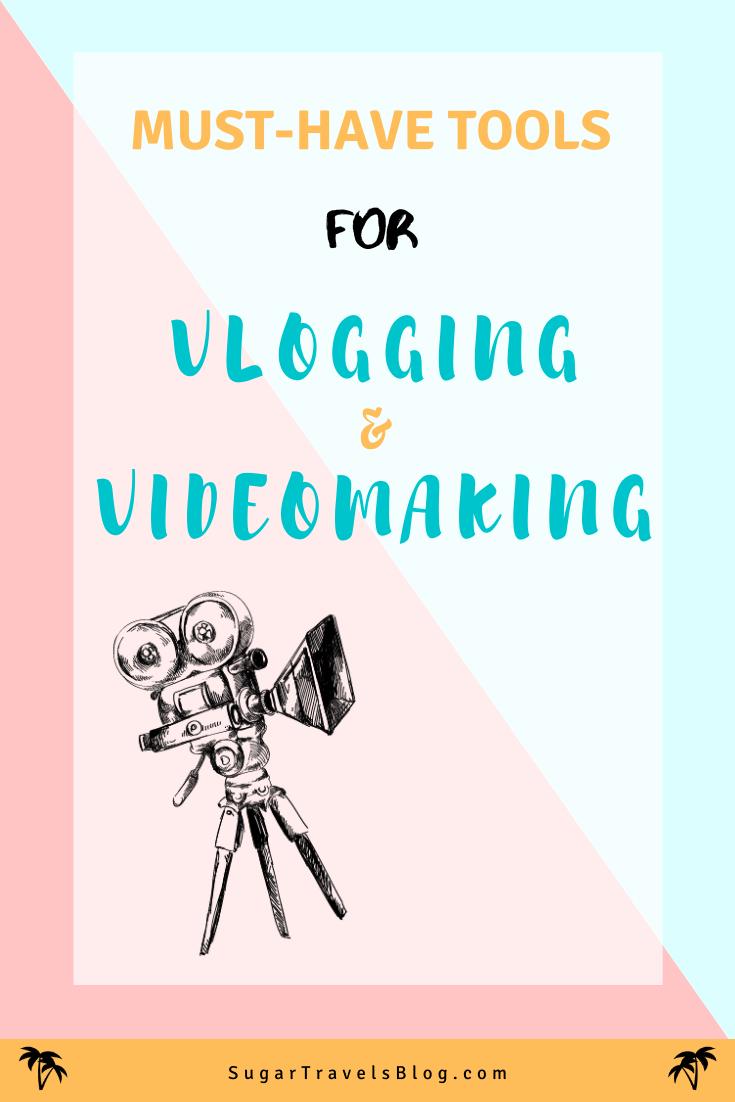 vlogging essentials