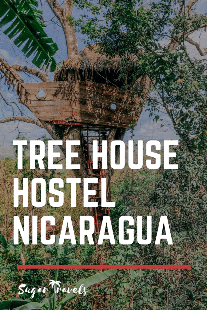tree house nicaragua